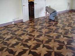 Traditional Parquet Floor